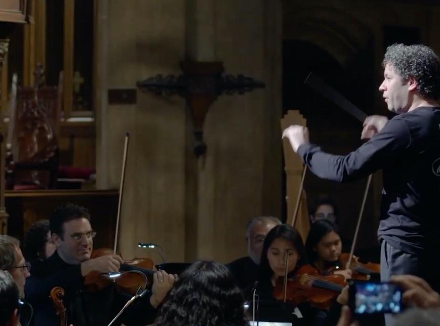 Conductor and LA Phil